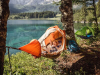 Flying Tent®: 4-In-1 Hammock Tent