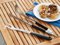 BBQ Dragon: Dragon Claw & Super Tongs Grill Set