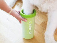 Dexas: MudBuster® Silicone Dog Paw Cleaner