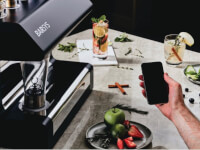Barsys®: Robot Bartender Smart Cocktail Maker