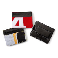 NHL Uniform Money Clip Wallet