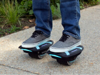 Voyager: Self-Balancing Hover Shoes