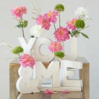 The Alphabet Vase