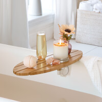 Swivel Bath Tray