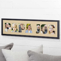 Personalized Grandpa Collage Picture Frame