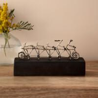 Custom Family Bike Sculpture