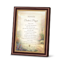 Personalized Framed Prayer For A Health Care..