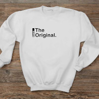 The Legend Continues Personalized Hanes Crewneck..