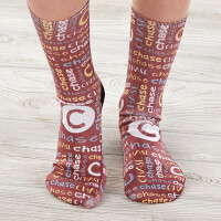 Boys Name Personalized Kids Socks