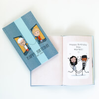 Personalized Happy Birthday Gift Book | LoveBook..