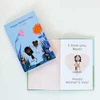 LoveBook Why I Love Mom Personalized Mothers..