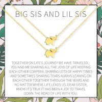 Big & Lil Sis Necklace