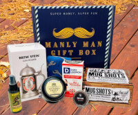 Manly Man Gift Box