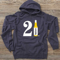 21st Birthday Personalized Hanes Adult..
