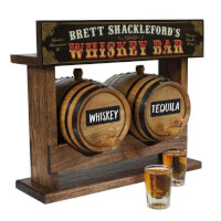 Double Barrel Liquor Bar