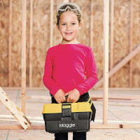 Stanley Jr. Personalized Kids Tool Box