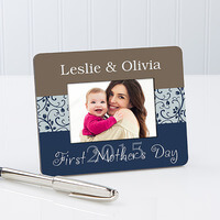 Personalized Picture Frames For Kids - Mommy & Me