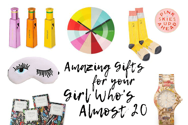 Gift Guide For 19 Year Olds