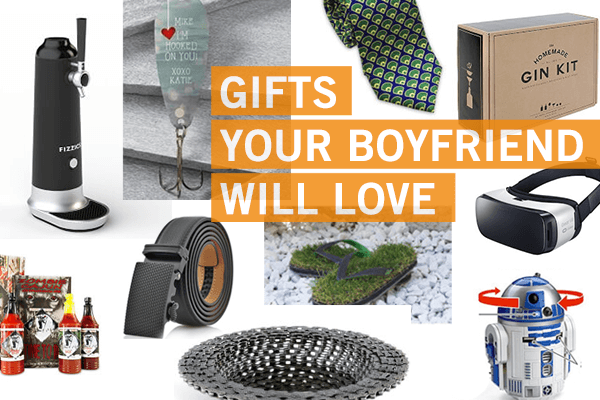 Bring On Sparks With These Gifts For Your New Boyfriend