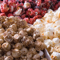 Popcorn Of The Month Club - 3 Months