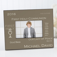 Personalized First Communion Photo Frames - My..