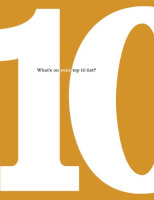 10: Whats On Your Top 10 List?