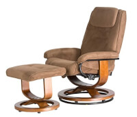 Deluxe Recliner Chair /W Massage & Heat