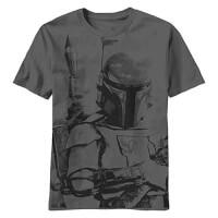 Star Wars Charcoal Grey T-Shirt