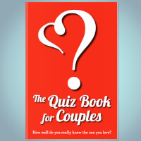 The Quiz Book For Couples - Questions And..