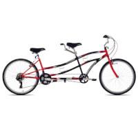 Dual Drive Tandem Bike