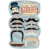 Top 10 Manliest Mustaches