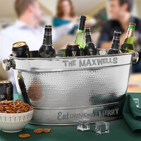 Personalized Party Tub Drink Cooler - Party Hardy