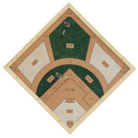 Baseball Dartboard