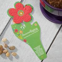 Wildflower Seeded Flower Card