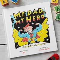 Personalized Kids Books - My Dad, My Hero