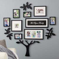 Wallverbs Family Tree Personalized Picture Frame..