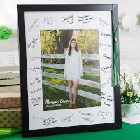 The Graduate 11x14 Personalized Signature Photo..