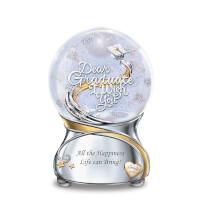 Graduation Musical Glitter Globe Personalized..