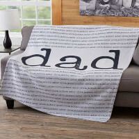 Our Special Guy Personalized Sweatshirt Blanket