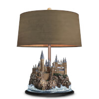 HARRY POTTER Table Lamp With Illuminated..