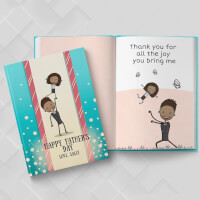 Personalized Fathers Day Book | LoveBook Online..