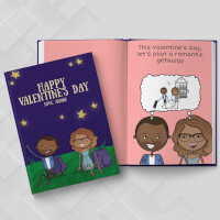 Personalized Valentines Day Books | LoveBook..
