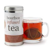 Bourbon Infused Tea
