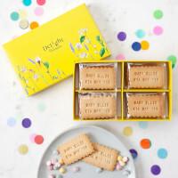 Custom Message Shortbread Cookies