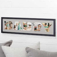 Personalized Dad Collage Picture Frame