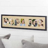 Personalized Grandpa Collage Picture Frame