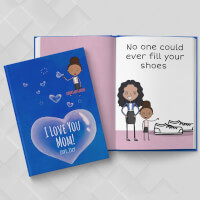 Personalized Mothers Day Book | LoveBook Online..