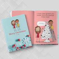 Personalized Christmas Gift Book | LoveBook..