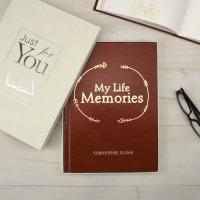 My Life Memories Journal