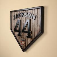 Baseball Hall Of Fame Legacy Plate